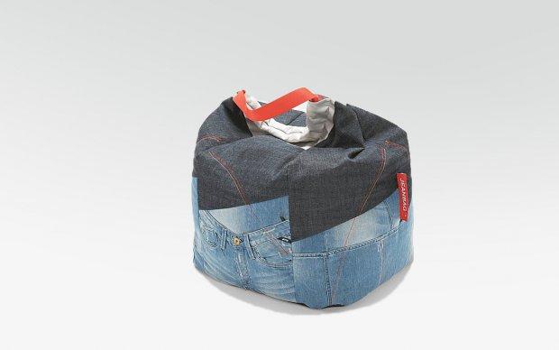 Innovation Sitzsack Jeanbag 02 Serial Unique