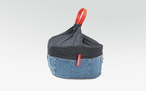 Innovation Sitzsack Jeanbag 03 Serial Unique