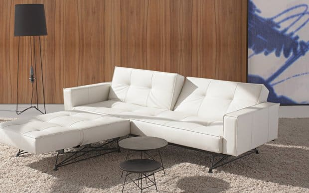 Innovation Sofa Splitback with Arms and Chair 588 Showroom