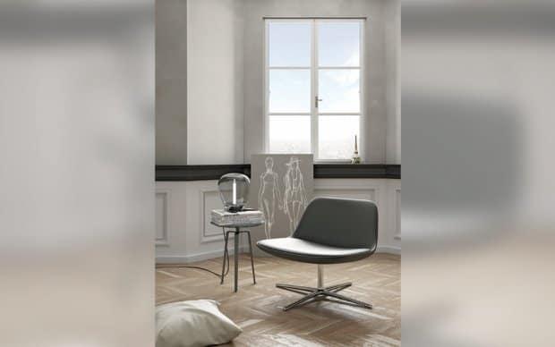 Infiniti Stuhl Pure Loop Lounge