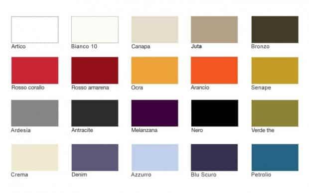 Nachttisch Club 501 Farben