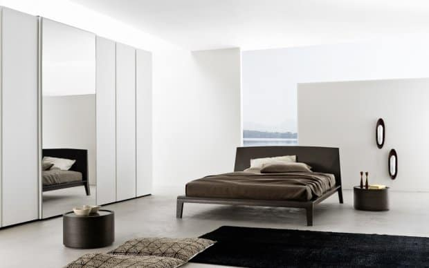 san giacomo bett cloe. Black Bedroom Furniture Sets. Home Design Ideas