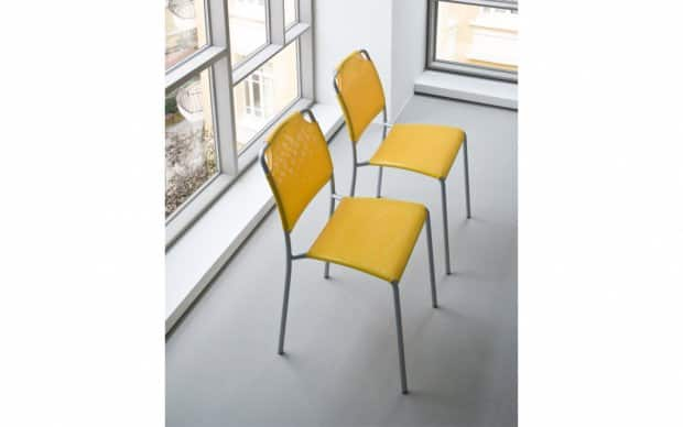 Sedit Stuhl Beta Orange Seite
