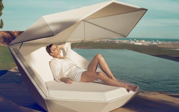 Vondom Faz Daybed Sonnenliege Lounge