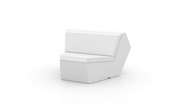Faz Sofa Element Ecke 45°