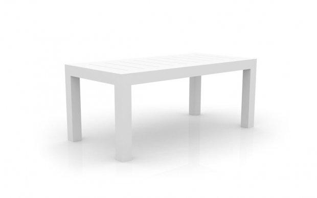 Vondom Jut Mesa 180 Tisch weiss übersicht
