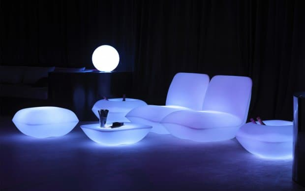 Vondom Pillow Collecktion Light Edition