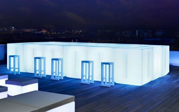 Vondom Vela Bar LED