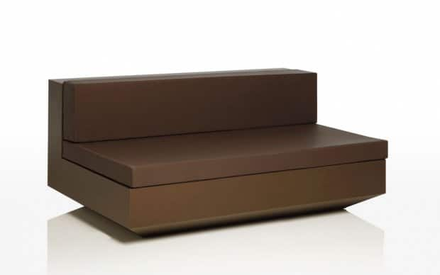 Vela Sofa Element Mitte XL Bronze