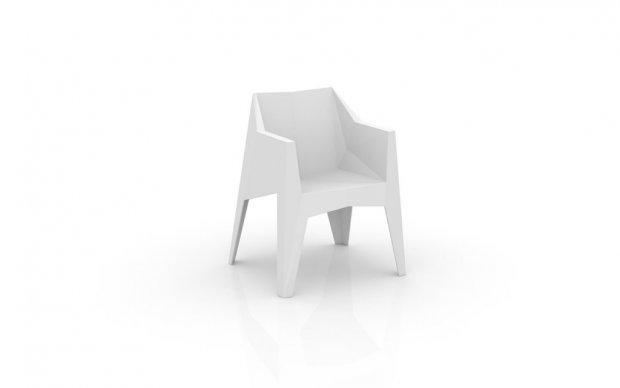 Voxel Stuhl (Vondom) weiß