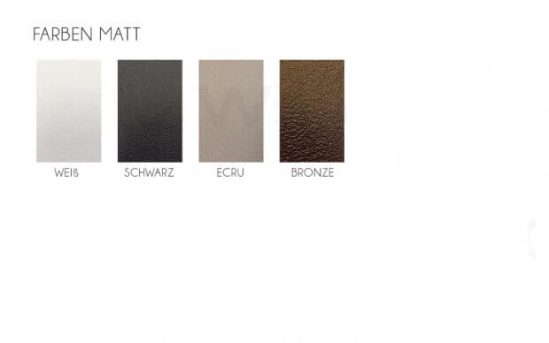Vondom Farben Matt Wall Street Stuhl