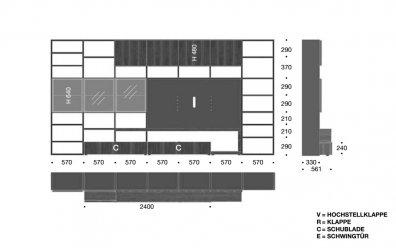 Modo System M5C58