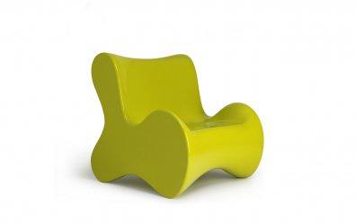 Doux Lounge Sessel (Vondom) grün