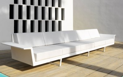 Vondom Flat S5 Sofa