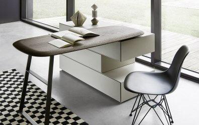 Kommode Ecletto mit Tisch