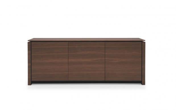 Sideboard Mag Wood 3-tuerig H: 84