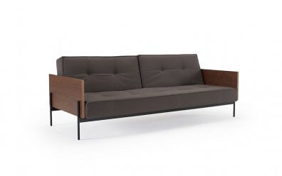 Innovation Schlafsofa Splitback Lauge