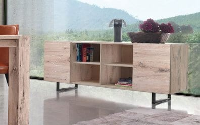 Sideboard Quadra 2-türig