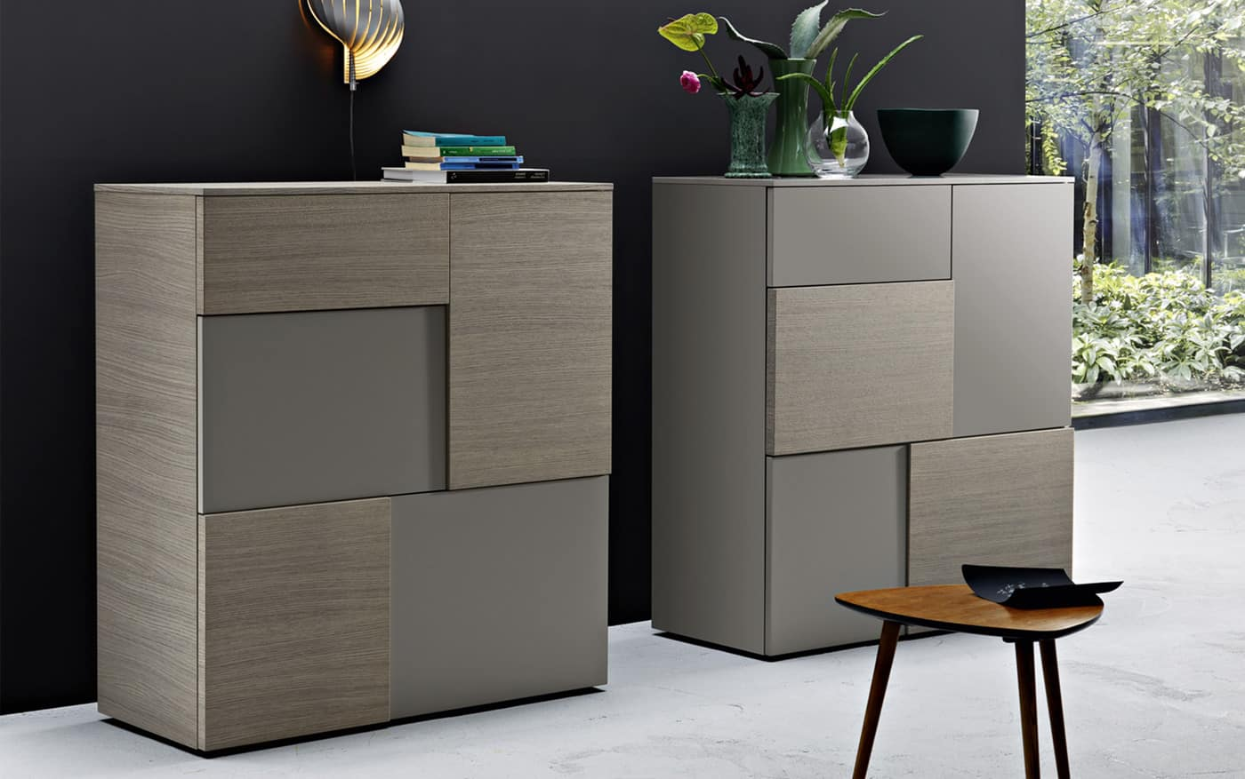 Designer Highboards
